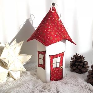 Lichthaus ★ Wichtelhäuschen ★ Weihnachtshaus★  Weihnachtslampe ★  Weihnachtsdeko ★