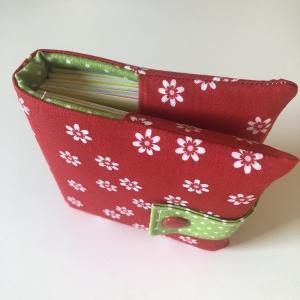 Minibuchhülle,  Hülle ,  Mäppchen für kleine Bücher, von Mausbär - Handarbeit kaufen