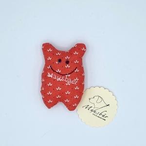 Taschenmausbär, Taschenfreund, Trösterle, kleiner Freund, Blümchen, von Mausbär