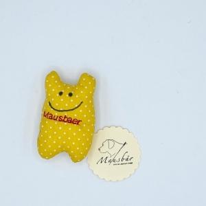 Taschenmausbär, Taschenfreund, Trösterle, kleiner Freund, Sonnenschein, von Mausbär - Handarbeit kaufen