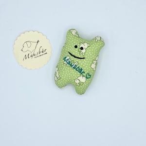 Taschenmausbär, Taschenfreund, Trösterle, kleiner Freund, Häschen, von Mausbär - Handarbeit kaufen