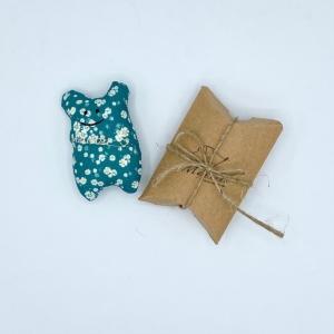 Taschenmausbär, Taschenfreund, Trösterle, kleiner Freund, Magritte, von Mausbär  - Handarbeit kaufen