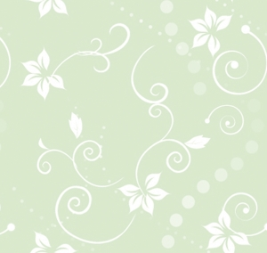 Wandbordüre - selbstklebend | Florale Träume - 17 cm Höhe | Vlies Bordüre mit Blumenornamenten in zarten Pastellfarben - Handarbeit kaufen