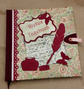Kleines quadratisches Tagebuch