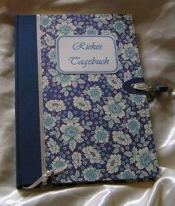 Abschließbares Tagebuch mit Schloss A5