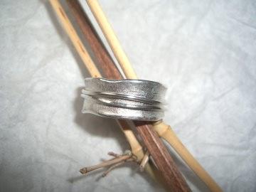 Drehring, Silber