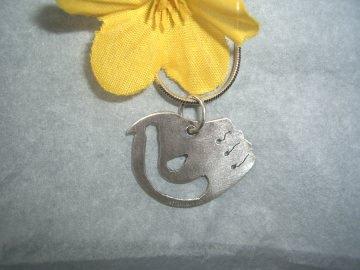 Friedenstaube aus Silber - Handarbeit kaufen