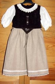 Kinderdirndl  Felizia  Gr.92/98