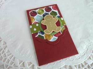 Geldgeschenkverpackung / Geldkarte / Geldscheinverpackung / für Weihnachten - Handarbeit kaufen