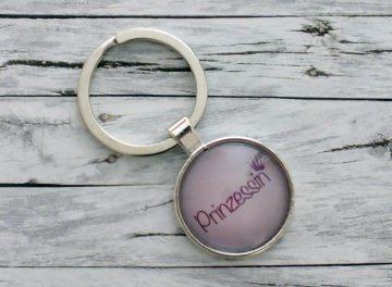 Schlüsselanhänger, Prinzessin