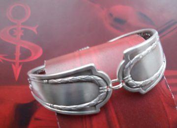 Besteckschmuck Armband Armreif mit Magnet ♥ Antique