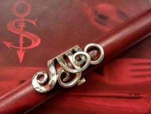 Besteckschmuck Ring ♥ Ring aus einer Dessertgabel Größe 58/59