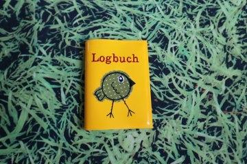 Logbuch z. B. für Geocacher oder die Reise