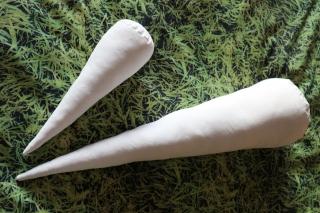 Kissen Inlett für kleine Schultüte ca. 35 cm