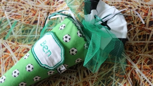 Geschwistertüte ♥Fußball♥