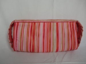 Kosmetiktasche - Schminktäschchen - Projekttasche - Stiftetäschchen - Fächertasche - von Patchwerk - Handarbeit kaufen