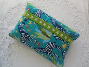 Windeltasche - Wickeltasche - mit Gummiband - genäht von Patchwerk
