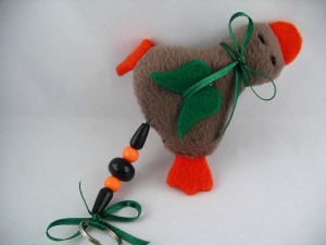 Taschenbaumler Ente