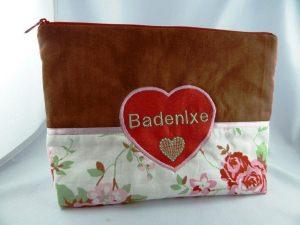 Kulturtasche Badenixe