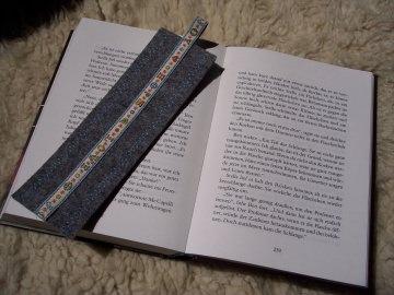 ♥  Lesezeichen aus Filz ♥  Love  ♥  für Leseratten ♥