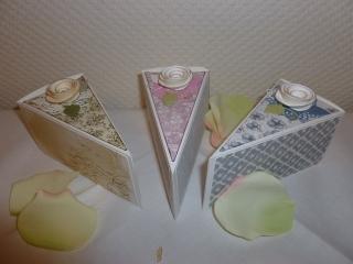 Geschenk-Schachtel - Tortentück - zum Geburtstag oder anderen Gelegenheiten