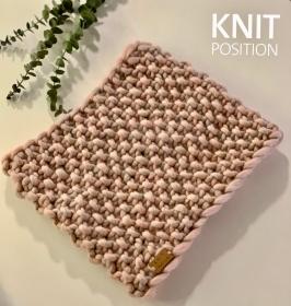 Kuschelweicher Loop-Schal in Pastelltönen ♥ 100 % Wolle - Handarbeit kaufen