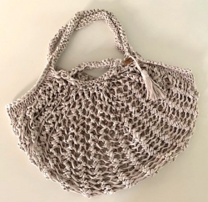 ★Tasche aus recyceltem Stoff: Raumwunder-Tasche mit viel Platz, dehnbar, platzsparend verstaubar. Jede Tasche ist ein UNIKAT ★