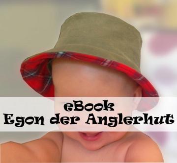eBook Egon der Anglerhut Gr. 40/41-60/61 Sonnenhut f. Kinder/Erwachsene