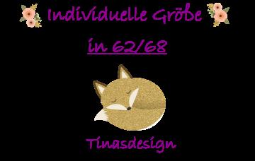 ♥♥ Individuelle Größe in 62/68 für Pumphose ♥♥