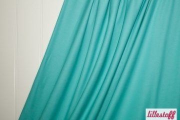 ♥♥ Stretch- Jersey Sommerjersey mint uni ♥♥