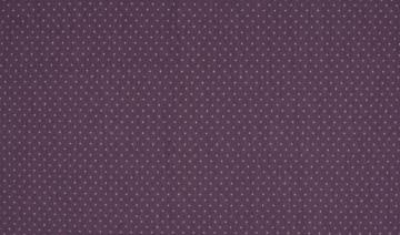 Baumwollejersey Punkte violet/lila