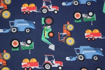 Jersey Landwirtschaftsfahrzeuge, Traktor, Mähdrescher, Anhänger, 0,5 m/151 cm