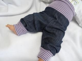 Jeans Pumphose  Gr. 50-128