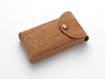Tasche / Hülle für Taschentücher aus Korkstoff, TaTüTa
