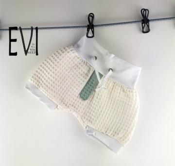 kurze Pumphose 56/62, Shorts, Babyhose, Kinderhose, Haremshose