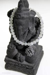 Lebe Deine Träume! - mit einem wunderschönen Mondstein-Armband