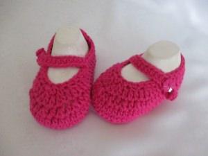 ★ - ☆ Babyschuhe Ballerinas pink Fuss ca. 11 cm oder ca. Gr. 17/18 ★ - ☆ ☆