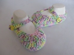 ♥ - ♡ -  Babyschuhe Ballerinas Fuss ca. 10,5 cm oder Gr. 16/17