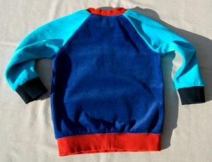 Pullover Nicki  AUTOS  Gr.86/92 Baumwolle bunt