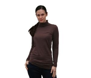 Rolli Shirt Langarm aus BioBaumwolle extra lang
