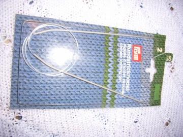 Rundstricknadel Stricknadel  Stärke  2,0   Länge 60 cm
