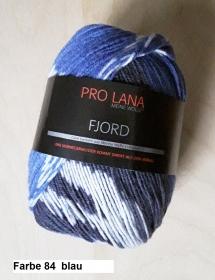 Fjord Farbverlaufsgarn Norwegermuster Pro Lana Fjord 100 g Meine Wolle Farbe 84