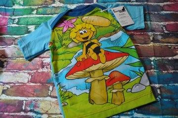 Kurzes T-Shirt mit tollem Biene Maja Motiv