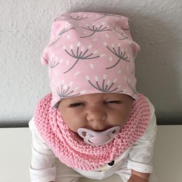 Babybeanie / Kinderbeanie ** PUSTEBLUME ** vom zimtbienchen ab KU 34cm verschiedene Größen - Handarbeit kaufen
