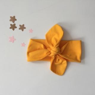 Baby Stirnband Haarband  *EINFARBIG*  vom zimtbienchen  individuelle Größen   - Handarbeit kaufen