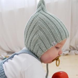 Kindermütze **ZWERGLEIN** ab 46cm KU von zimtbienchen / verschiedene Größen und Farben