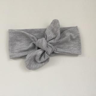 Stirnband Haarband genäht * MELANGE *  3 Größen vom zimtbienchen  - Handarbeit kaufen