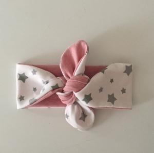 Kinder und Baby Stirnband   ** STERN **  3 Größen  von zimtbienchen   - Handarbeit kaufen