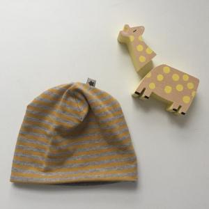 Wendebeanie  ** BASIC ** Mützchen aus BIOBaumwolle von zimtbienchen verschiedene Größen