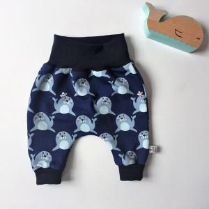 Mitwachshöschen  * ROBBE *  44-56 Baby / Kind   handmade vom zimtbienchen  - Handarbeit kaufen